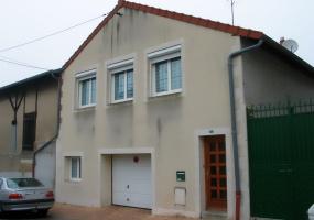 RUE BENOIST D'AZY- Fourchambault- 58600, ,Pavillon,patrimoine,RUE BENOIST D'AZY,1799