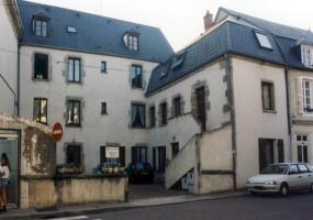 RUE DU PONT NATIONAL- Lormes- 58140, ,Appartement,patrimoine,RUE DU PONT NATIONAL,1848