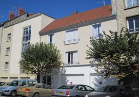 RUE DE CHARLEVILLE- MEZIERES- Nevers- 58000, ,Appartement,patrimoine,RUE DE CHARLEVILLE-MEZIERES,1893