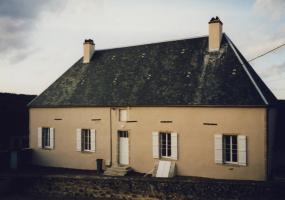 LE BOURG- Saint- Brisson- 58230, ,Pavillon,patrimoine,LE BOURG,1911