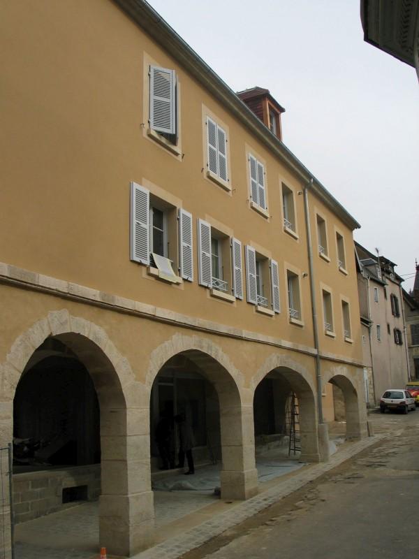 158 rue du Petit Marché, CLAMECY, 58500, 2 Chambres Chambres,Appartement,location,Résidence les Arcades,rue du Petit Marché,2,2032