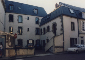 1 rue du Pont National, LORMES, 58140, 2 Chambres Chambres,Appartement,location,Résidence Gagnepain,rue du Pont National,3,2054